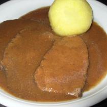 Guten Appetit mit unserem fränkischen Sauerbraten.